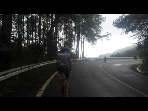 Cycling Doi Inthanon: The Highest Mountain In Thailand