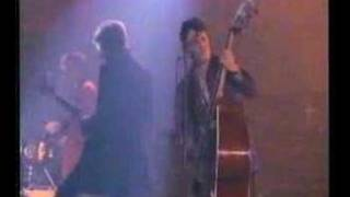 Stray Cats- Blue Suede Shoes