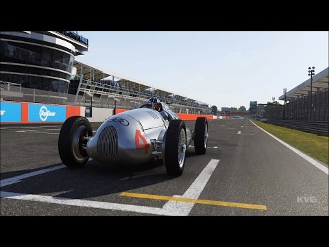 Forza Motorsport 6 - Auto Union Type D 1939 - Test Drive Gameplay (XboxONE HD) [1080p60FPS]