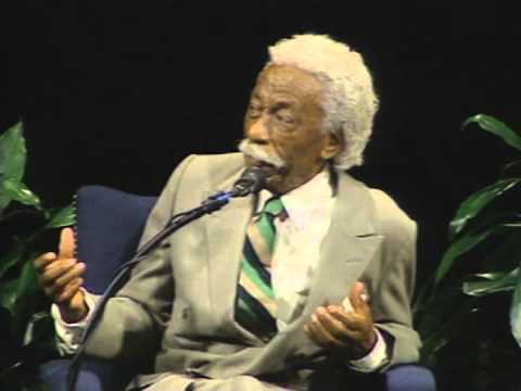 Gordon Parks on what he would tell his grandchildren -