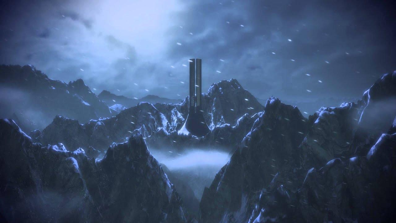 m effect 3 asari mountains dreamscene video wallpaper you