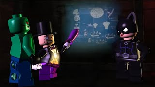 Lego Batman The Videogame A Daring Rescue