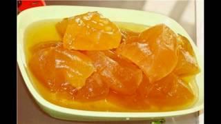 варенье из сельдерея со вкусом дыни или ананаса  диета Дюкана