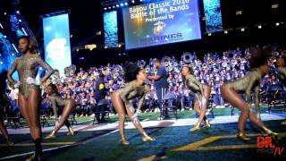 "Southern University Marching Band & Dancing Dolls ""Sex With Me"" by Rihanna"