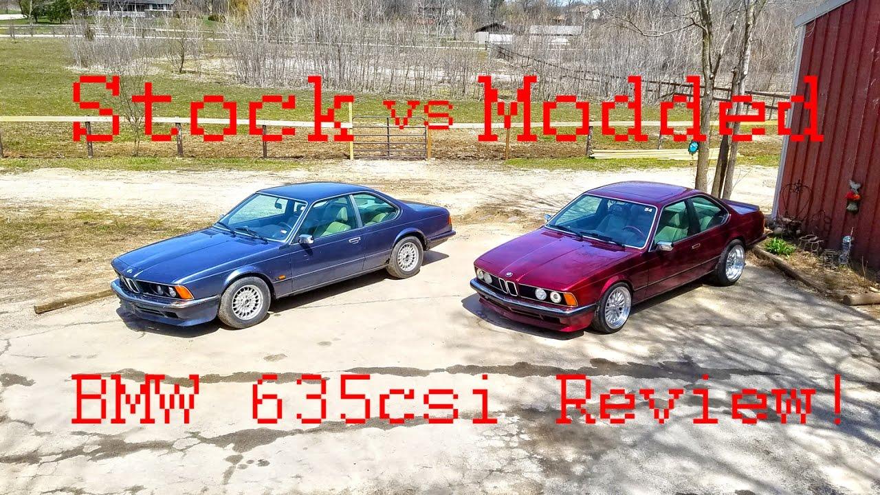 Bmw E24 635csi Review Ultimate Clic