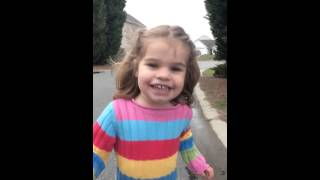 Brenna chases me Thumbnail