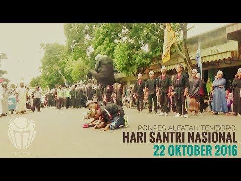 Hari santri Nasional (Official video) 2016-Magetan Jawa Timur