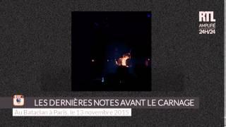 Les dernières notes du concert des Eagles of Death Metal au Bataclan vendredi 13 novembre 2015