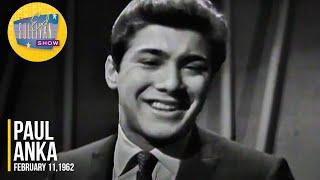 "Paul Anka ""I Love You"" on The Ed Sullivan Show"
