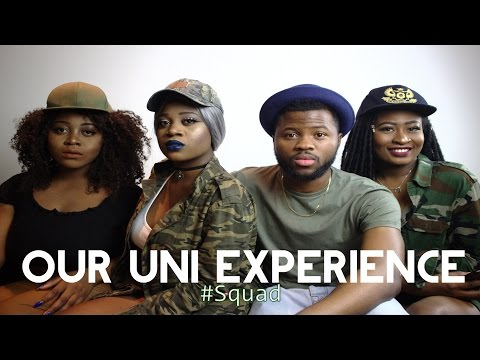 COUCH TIME: OUR UNIVERSITY EXPERIENCES