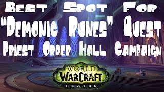 order hall wow