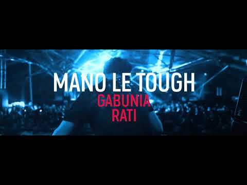 Freedom Music at Spacehall: Mano Le Tough / Gabunia / Rati