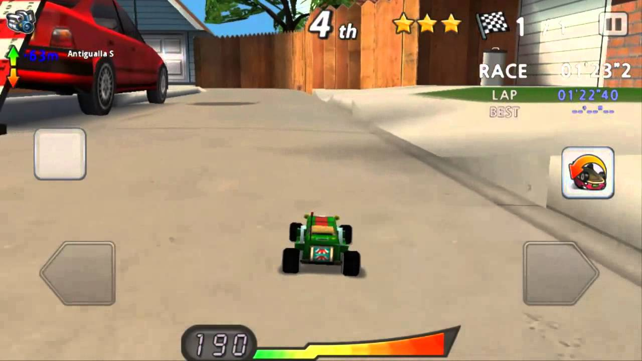 Re Volt 2 Multiplayer Android Ios Juego Gratis De Carreras