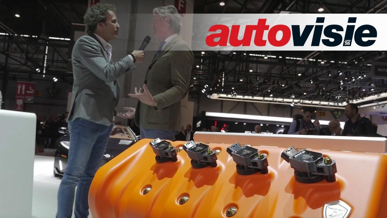 Genève 2017: Victor Muller over Spyker C8 Preliator Spyder en V8 van Koenigsegg - by Autovisie TV