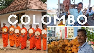 ULTIMATE Sri Lanka: 10 MUST HAVE Experiences in COLOMBO | Sri Lanka Travel vlog