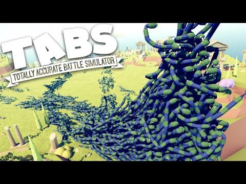 I Spawned 200000 Worth of Snakes in TABS and I Regret Everything - Totally Accurate Battle Simulator