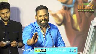 Robo Shankar At Mr.Local  Movie Press Meet