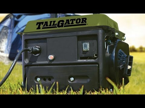 Harbor Freight TailGator Generator Review 2017