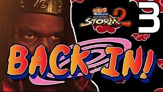 Back In! Woolie VS Naruto Ultimate Ninja Storm 2 (Chapter 3)