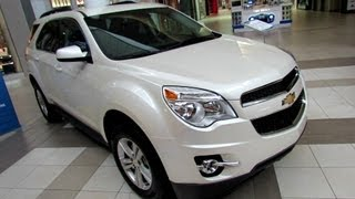 2012 Chevrolet Equinox LT Exterior and Interior - Carrefour Laval , Quebec, Canada