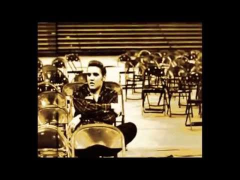 Elvis Presley - Teddy Bear w. Lyrics