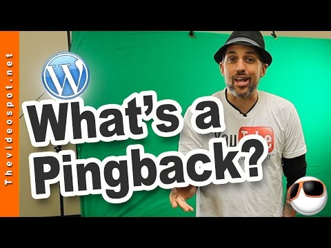 Wordpress Tricks and Tips: What is a Pingback on Wordpress?