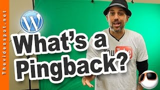 Wordpress Tricks and Tips: What is a Pingback on Wordpress? Mp3