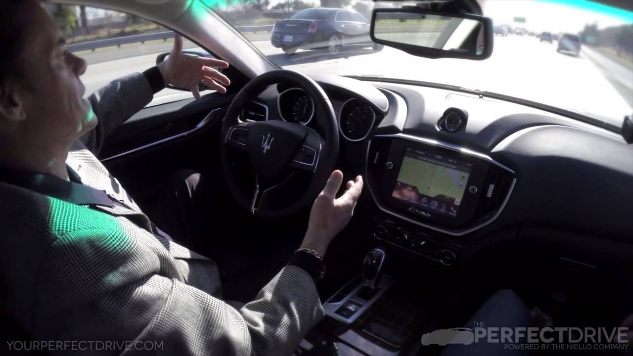 The Perfect Drive   2014 Maserati Ghibli