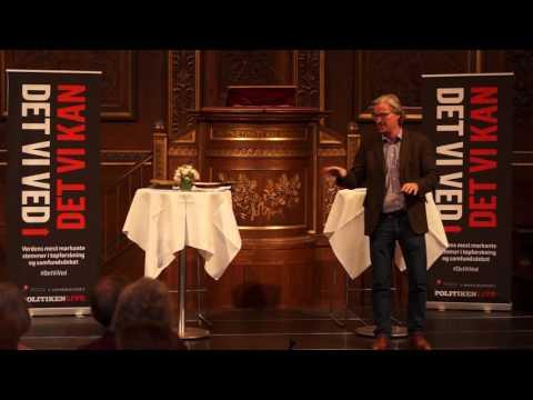 Eske Willerslev: Hvor stammer vi fra?