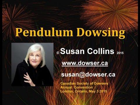 Pendulum Dowsing (c) Susan Collins 2015
