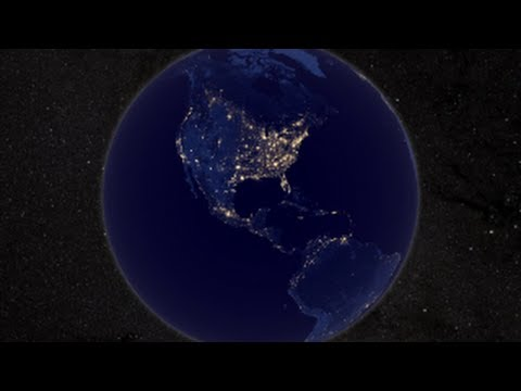Nasa earth at night youtube nasa earth at night gumiabroncs