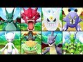 All SHINY Mega Evolutions in Pok  mon Let s Go Pikachu   Eevee