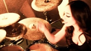 DISTURBED - STUPIFY - DRUM COVER BY MEYTAL COHEN