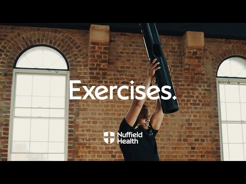 ViPR Cylinder Lift   Nuffield Health