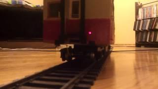 Ходовые испытания вагона электросекции Св / Sv EMU train first run