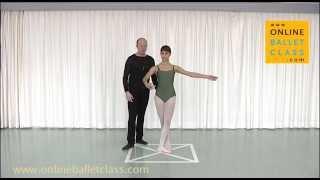Jete/Dégagé Ballet Dictionary Online Ballet Class