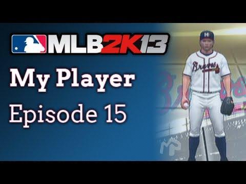 MLB 2K13 - My Player E15: Series vs Jacksonville Suns