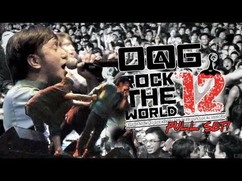 OAG Live at Rock The World '12 (Full Performance)