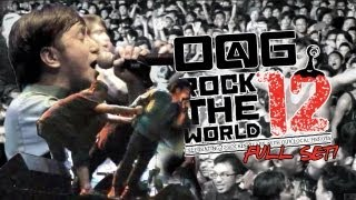 Download lagu OAG Live at Rock The World 2012 MP3
