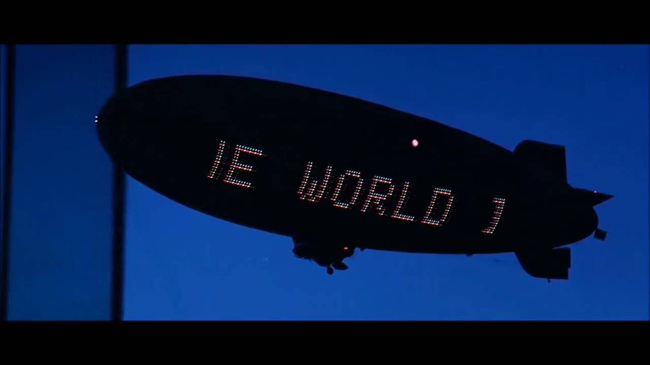The World Is Yours Blimp
