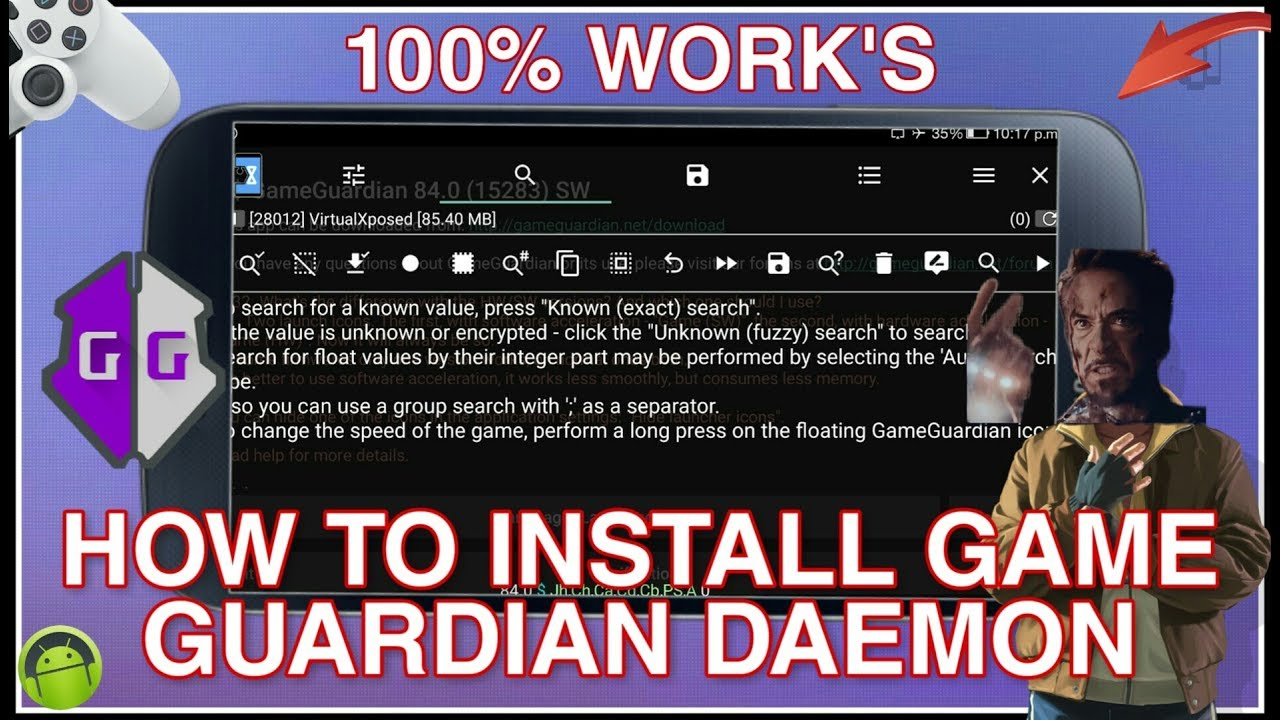 Game Guardian (no-root) Latest APK Version Free Download ...