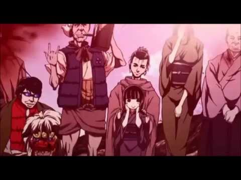 AFRO SAMURAI:LADY SIO AND Jinoo AMV