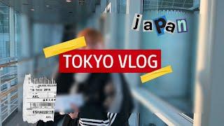 [ 일본여행 브이로그 #1 ] 중학생 둘이서 떠난 도쿄…