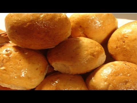 Curso Profissional de Panificação - Pão de Batata