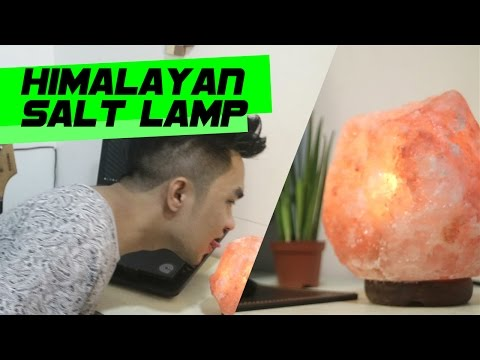Why You Should Own a Himalayan Salt Lamp