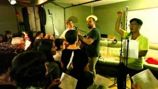 choir! choir! choir! sings The Beatles - Across The Universe