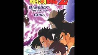 song from bardock the father of goku.