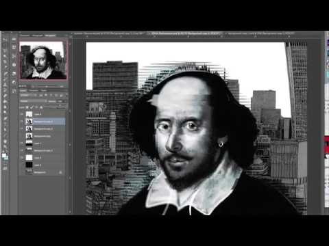 Shakespeare (urban Glitch Version)