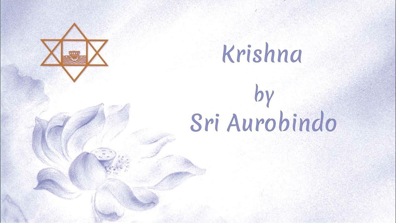 Krishna A Poem By Sri Aurobindo