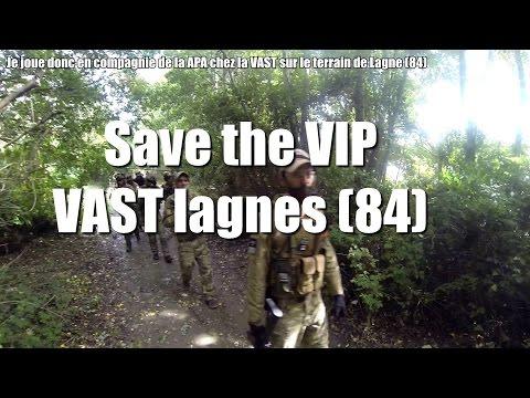 Airsoft Escort the VIP / Diaboloman / VAST Lagnes (84